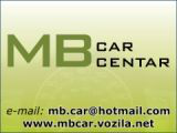 MB CAR CENTAR