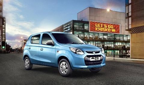 Suzuki najavljuje automobil sa cenom ispod 5.000 evra Četvrtak, 27