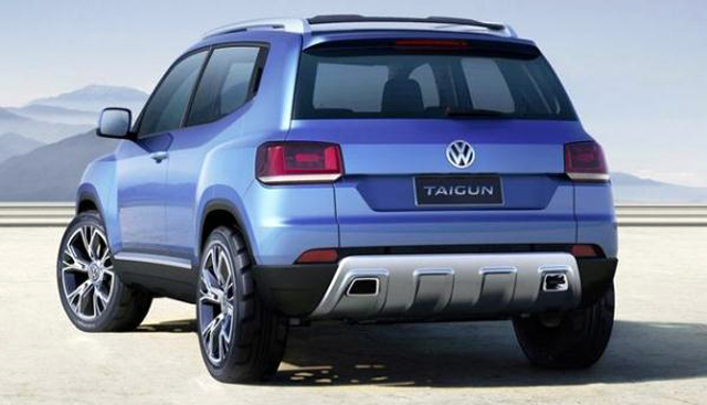 VW Taigun